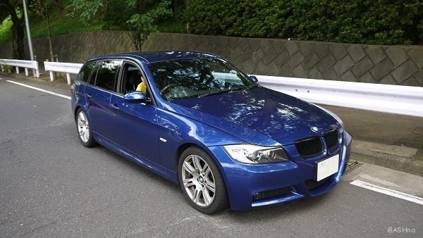 BMW 325i (E91) Touring Msports (NO RAILS) 3series